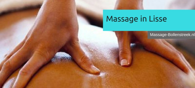 Massage in Lisse